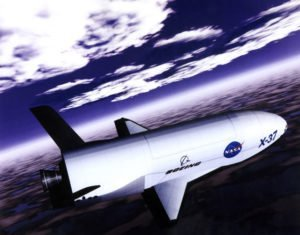 Secret US spaceplane is tracked down