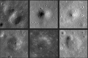Images from Lunar Reconnaissance Orbiter