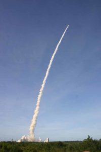 Spectacular launch for Ariane 5