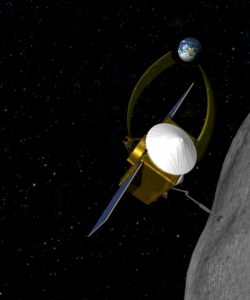 NASA probe to visit danger asteroid